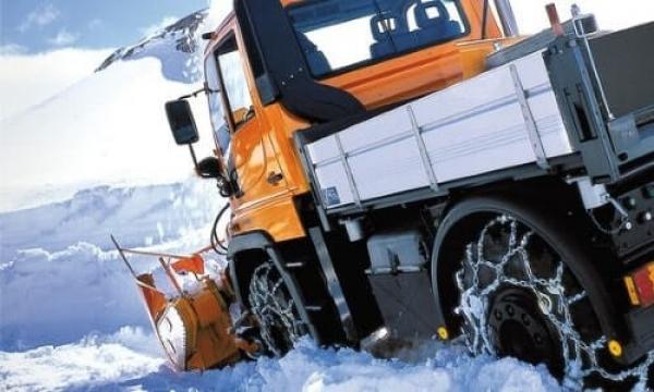 Цепи противоскольжения для грузовых автомобилей: КамАЗ, КрАЗ, ЛАЗ, МаЗ, ЗИЛ, УРАЛ, HOWO, SHAANXI