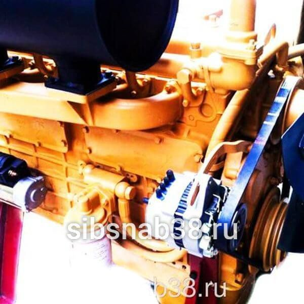 Двигатель YC6108G (YC6B125)