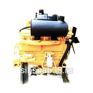 Двигатель YC6108G (YC6B125)..