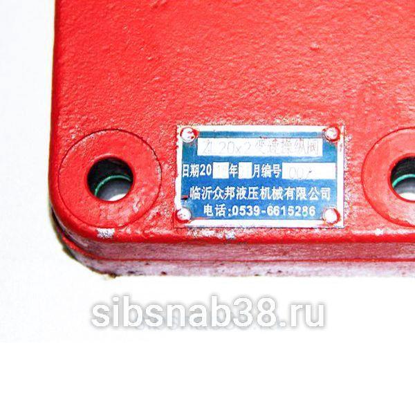 Клапан управления КПП LW300F