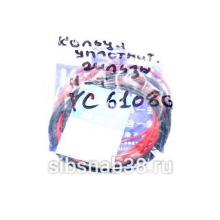 Уплотнительное кольцо на гильзы YC6108G, YC6B125 (LW300F, оригинал)