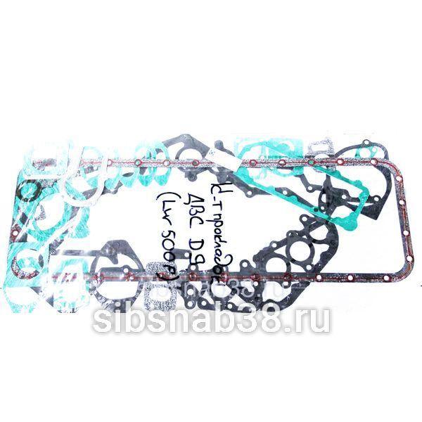 Комплект прокладок ДВС D9-220, D6114, SC9D220 (LW500F)