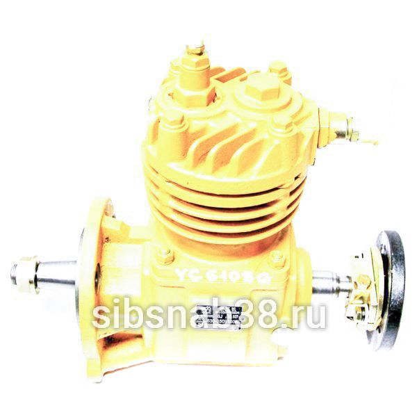 Компрессор 630-3509100A на двигатель YC6108G, YC6B125 (LW300F, оригинал)