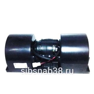 Моторчик отопителя печки ZF2881, ZHF273101 с улиткой в сборе (27v