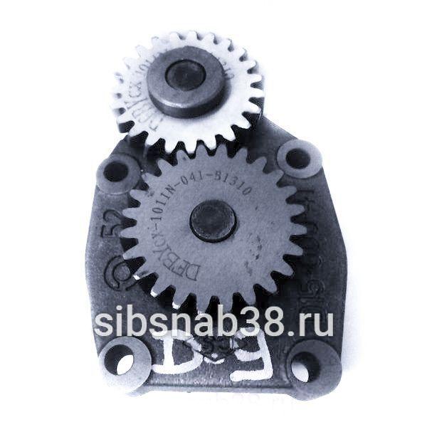 Насос масляный D9-220, D6114, D6115, SC9D220 (LW500F)