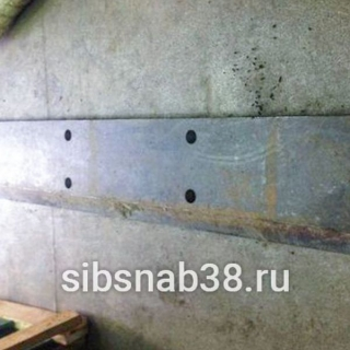 Нож ковша ZLM50-E