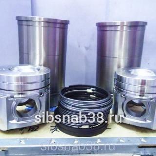Поршневая группа D9-220, D6114, SC9D220 (LW500F)