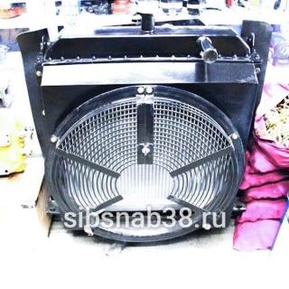 Радиатор системы охлаждения LW300F (алюминиевый)