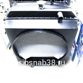 Радиатор системы охлаждения в сборе LW300F (медный)