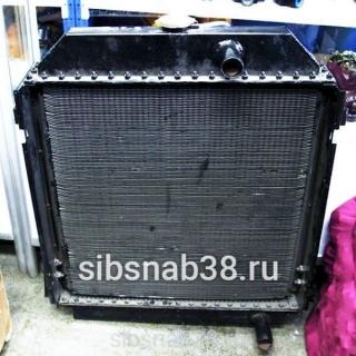 Радиатор системы охлаждения в сборе ZLM30E-5, ZL30F (медный)