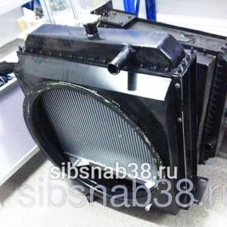 Радиатор системы охлаждения в сборе ZLM50Е-5 (медный)