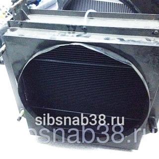Радиатор системы охлаждения LW300F (без маслянного)