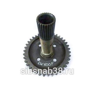 Шестерня входящая вторичного вала КПП LW500F (ZL40A.30.6-2)
