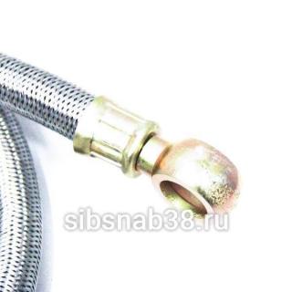 Шланг масляный от теплообменника до фильтра LW300F (заводской, d=20)