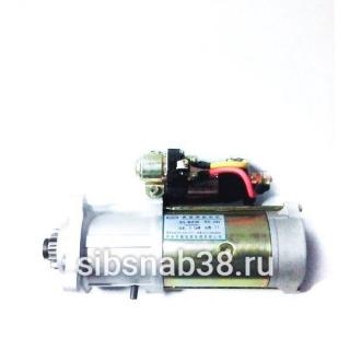 Стартер QDJ2700 заводской 630-370801010A LW300F (YC6108, YC6B125)