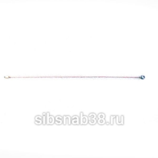 Тормозная трубка LW321F (80см, ухо-штуцер)..