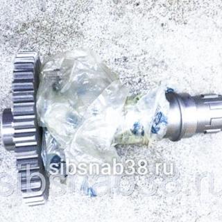 Шестерня-вал рабочего насоса 14/42 LW500F (заводской)