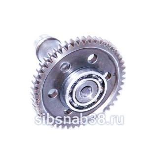 Шестерня-вал привода рулевого насоса CBGJ2080 LW500F