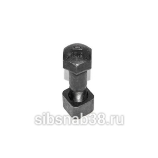 Болт крепления башмака SD16 — 16L-41-00002