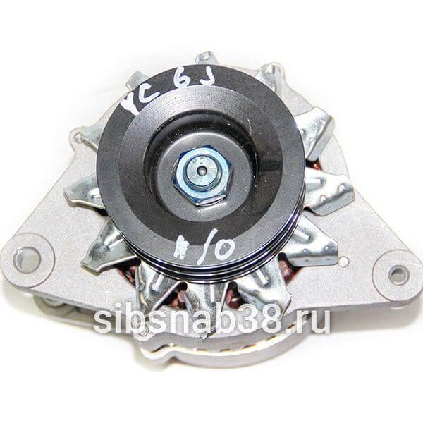Генератор JFWZ2302 D7700-3701100 Yuchai YC6J (28V, 35A, оригинал н/о)