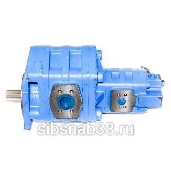 Насос гидравлический CBGJ3100-0010 (6 шлицов, двухсекционный)