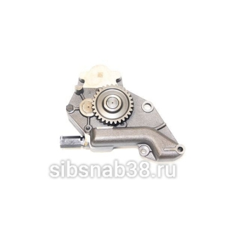 Насос масляный WD10, WD615 (LW..