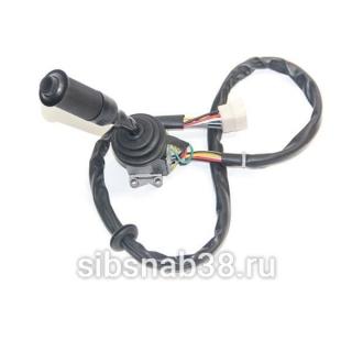 Переключатель подрулевой поворотов и света LW300F (нового образца)