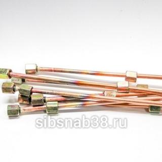 Тормозная трубка LW300F (100см, гайка-гайка)..